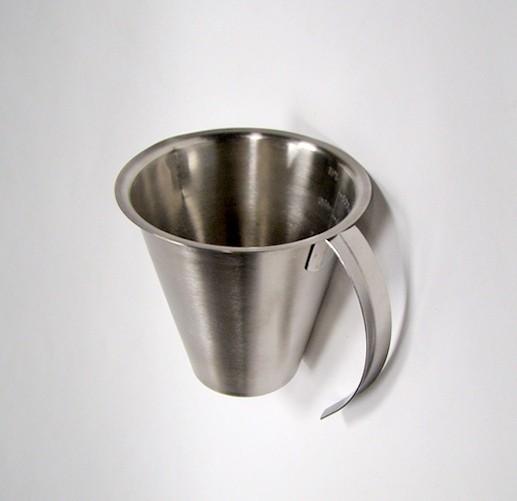 Чаша для плавления сургуча из нержавеющей стали