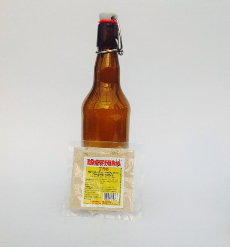 Пивные дрожжи для пива в домашних условиях