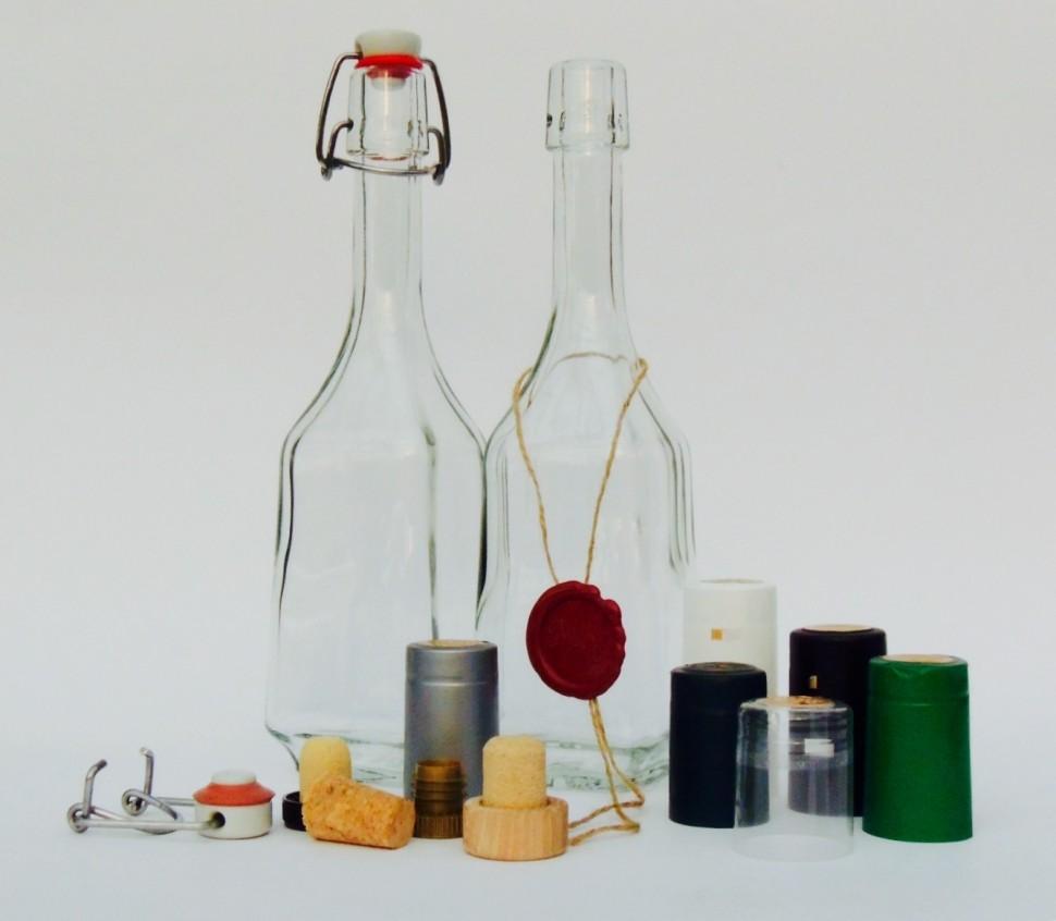 бугельная бутылка